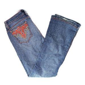 Antik Denim | Boot leg bootcut jeans, size 28